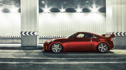 Nissan fairlady z33 350z cars tuning wallpaper