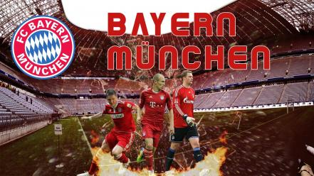 Bayern munchen bundesliga munich football teams wallpaper