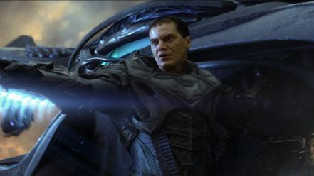 Superman michael shannon man of steel wallpaper