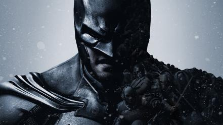 Video games batman arkham origins wallpaper
