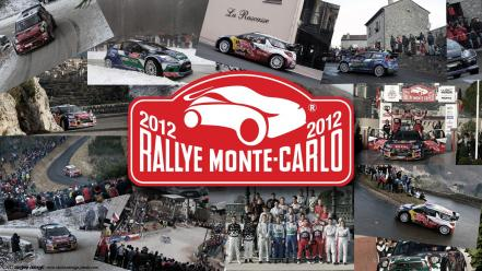 Cars rally monaco monte carlo racing wallpaper