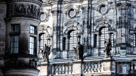 Germany architecture buildings europe statues historic wallpaper
