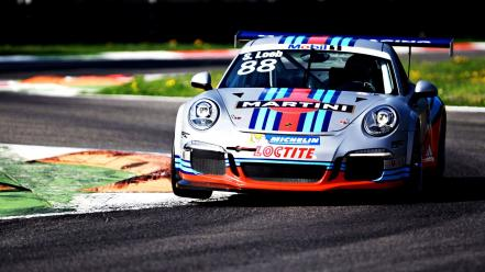 Porsche race track coupe racing cars sport wallpaper