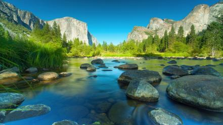 Yosemite nature wallpaper