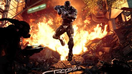 2011 Crysis 2 wallpaper