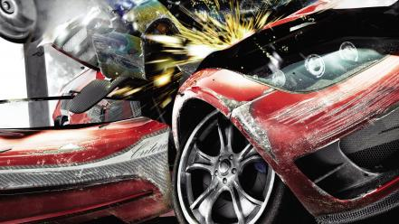 Burnout Paradise Screen wallpaper
