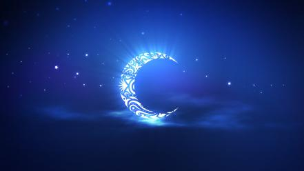 Holy Ramadan Moon wallpaper