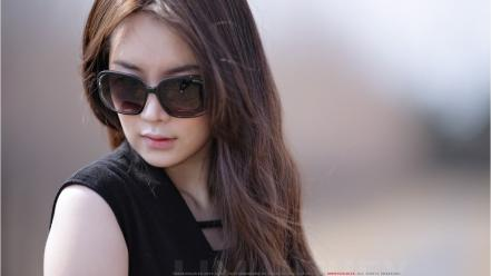 Women models asians korean im ji hye wallpaper