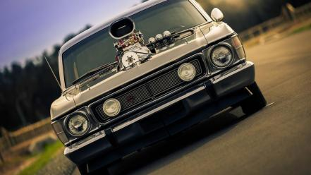 Cars vehicles aussie muscle car cortina Wallpaper