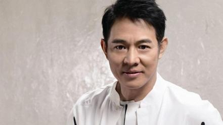 Men chinese actors jet li faces Wallpaper