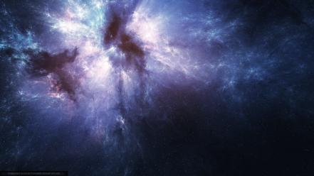 Planetside astronomy galaxies nebulae outer space wallpaper