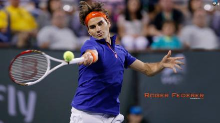 Roger federer tennis wallpaper