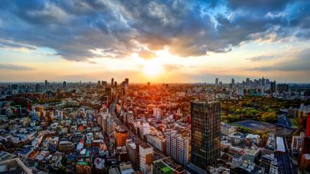 Tokyo cityscapes google downtown Wallpaper
