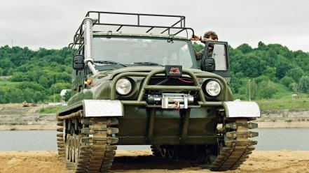 Uaz auto cars russian wallpaper