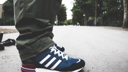 Adidas zx 750 shoes Wallpaper