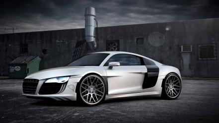 Audi r8 supercar wallpaper