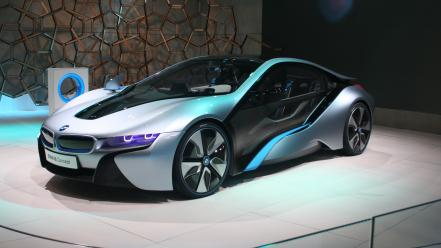 Bmw i8 concept cars Wallpaper