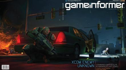 Game art characters xcom enemy unknown covers wallpaper