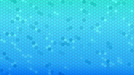Hexagons minimalistic textures wallpaper