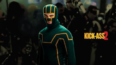 Kick-ass 2 movies superheroes wallpaper