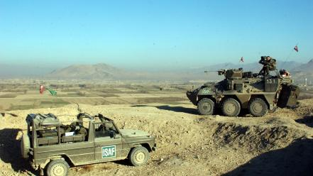Apc afghanistan armoured personnel carrier austrian armed forces wallpaper