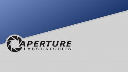 Aperture laboratories wallpaper