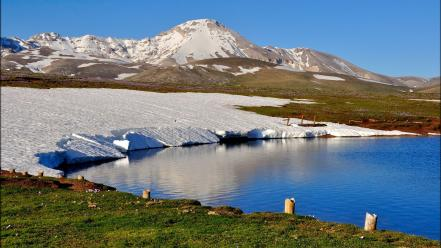 Campo imperatore italia italy lakes landscapes wallpaper