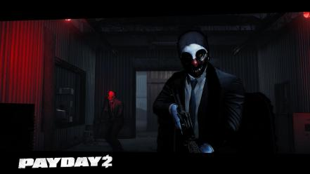 Dallas overkill payday 2 gloves guns wallpaper