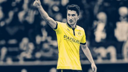 Dortmund hdr photography nuri şahin borussia football star wallpaper