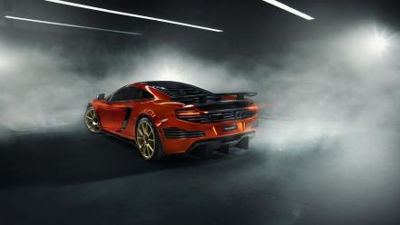 Mansory mclaren mp4 cars static Wallpaper