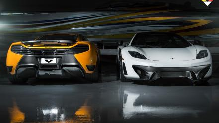 Mclaren mp4 vorsteiner cars static wallpaper