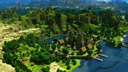 Minecraft pictures wallpaper