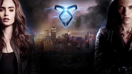 Mortal instruments: city of bones movie posters wallpaper