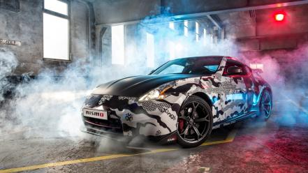 Gumball 3000 nismo nissan 370z cars rally wallpaper