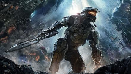 Halo 4 game Wallpaper