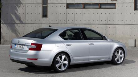 Skoda octavia 2013 wallpaper