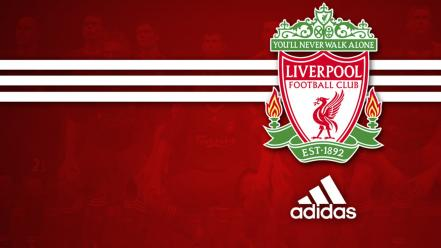 Liverpool fc logo wallpaper
