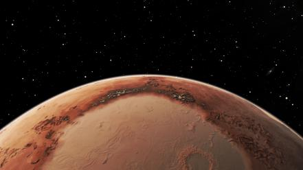 Mars outer space planets wallpaper