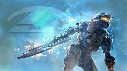 Master chief in halo 4 wallpaper