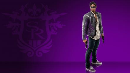 Saints row: the third artwork video games Wallpaper