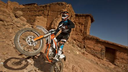 Ktm freeride 350 motorbikes wallpaper
