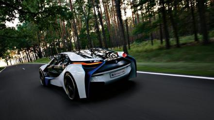 Concept art bmw vision efficientdynamics Wallpaper