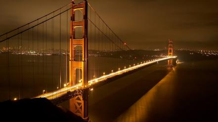 Golden Gate Bridge Nights Wallpaper