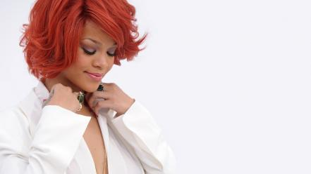 Rihanna simple background wallpaper