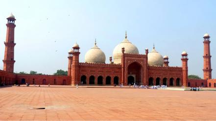 Islam architecture buildings mosques Wallpaper