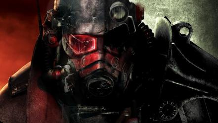 New vegas ncr veteran ranger power armor Wallpaper