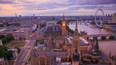Big ben england london tower wallpaper