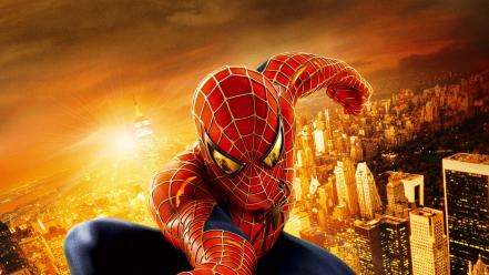 Spiderman comics legend superheroes Wallpaper