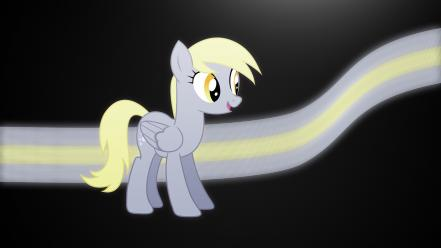 Derpy hooves my little pony band wallpaper