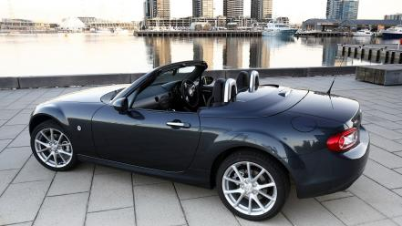 Mazda miata cars convertible wallpaper